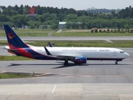 FT51ANさんが、成田国際空港で撮影した広東龍浩航空 737-8AS(BCF)の航空フォト(飛行機 写真・画像)