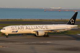 Koenig117さんが、羽田空港で撮影した全日空 777-381/ERの航空フォト(飛行機 写真・画像)