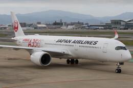 Koenig117さんが、福岡空港で撮影した日本航空 A350-941の航空フォト(飛行機 写真・画像)