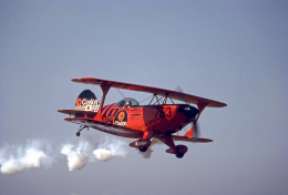 JAパイロットさんが、木更津飛行場で撮影したレッド・イーグルス S-2A Specialの航空フォト(飛行機 写真・画像)