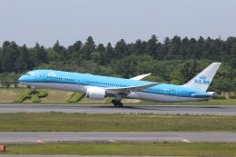 宮崎 育男さんが、成田国際空港で撮影したKLMオランダ航空 787-9の航空フォト(飛行機 写真・画像)