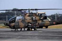 チャーリーマイクさんが、立川飛行場で撮影した陸上自衛隊 AH-1Sの航空フォト(飛行機 写真・画像)