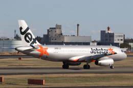 プルシアンブルーさんが、成田国際空港で撮影したジェットスター・ジャパン A320-232の航空フォト(飛行機 写真・画像)