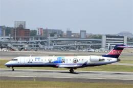 mat-matさんが、伊丹空港で撮影したアイベックスエアラインズ CL-600-2C10 Regional Jet CRJ-702ERの航空フォト(飛行機 写真・画像)
