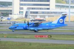 mat-matさんが、伊丹空港で撮影した天草エアライン ATR-42-600の航空フォト(飛行機 写真・画像)