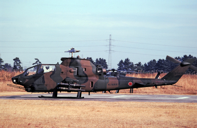 習志野演習場 - JGSDF Camp Narashino Exercise Areaで撮影された習志野演習場 - JGSDF Camp Narashino Exercise Areaの航空機写真(フォト・画像)