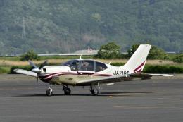 Gambardierさんが、岡南飛行場で撮影した日本個人所有 TB-21 Trinidad TC GTの航空フォト(飛行機 写真・画像)