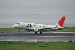 Hiro-hiroさんが、羽田空港で撮影したジェイエア ERJ-170-100 (ERJ-170STD)の航空フォト(飛行機 写真・画像)