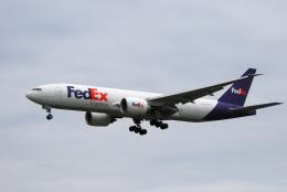 アルビレオさんが、成田国際空港で撮影したフェデックス・エクスプレス 777-FS2の航空フォト(飛行機 写真・画像)