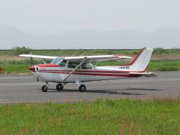 F.YUKIHIDEさんが、岡南飛行場で撮影した日本個人所有 172Pの航空フォト(飛行機 写真・画像)