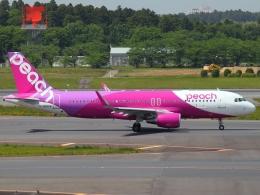 航空フォト:JA15VA ピーチ A320