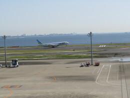 チャンギーVさんが、羽田空港で撮影したAIR DO 767-381/ERの航空フォト(飛行機 写真・画像)