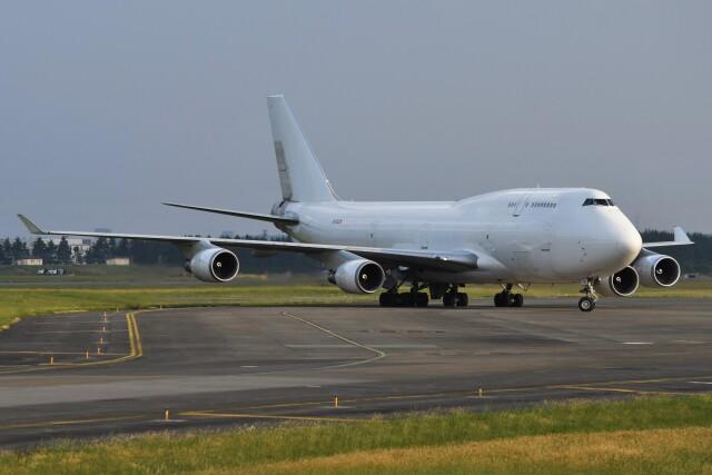 デルタおA330さんが、横田基地で撮影したカリッタ エア 747-446(BCF)の航空フォト(飛行機 写真・画像)