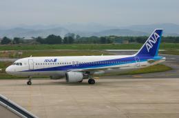 M.Chihara_1さんが、米子空港で撮影した全日空 A320-211の航空フォト(飛行機 写真・画像)