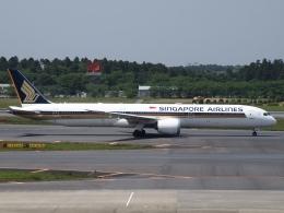 FT51ANさんが、成田国際空港で撮影したシンガポール航空 787-10の航空フォト(飛行機 写真・画像)