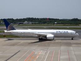 FT51ANさんが、成田国際空港で撮影したユナイテッド航空 787-9の航空フォト(飛行機 写真・画像)
