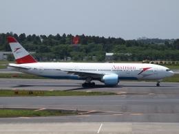 FT51ANさんが、成田国際空港で撮影したオーストリア航空 777-2Q8/ERの航空フォト(飛行機 写真・画像)
