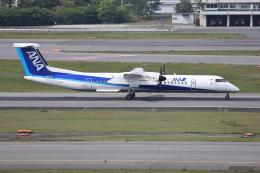 sumihan_2010さんが、伊丹空港で撮影したANAウイングス DHC-8-402Q Dash 8の航空フォト(飛行機 写真・画像)