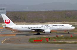 M.Chihara_1さんが、新千歳空港で撮影した日本航空 767-346/ERの航空フォト(飛行機 写真・画像)