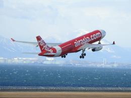 musaeru25cさんが、中部国際空港で撮影したタイ・エアアジア・エックス A330-343Xの航空フォト(飛行機 写真・画像)