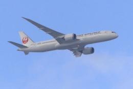 mahiちゃんさんが、中野区で撮影した日本航空 787-9の航空フォト(飛行機 写真・画像)