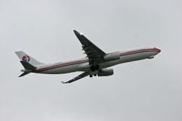 tsubameさんが、福岡空港で撮影した中国東方航空 A330-343Xの航空フォト(飛行機 写真・画像)