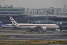 pringlesさんが、羽田空港で撮影したガルーダ・インドネシア航空 777-3U3/ERの航空フォト(飛行機 写真・画像)