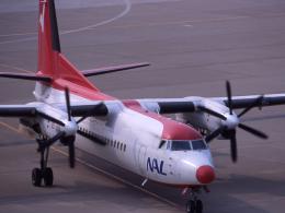 れぐぽよさんが、富山空港で撮影した中日本エアラインサービス 50の航空フォト(飛行機 写真・画像)