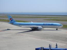 musaeru25cさんが、中部国際空港で撮影した大韓航空 A330-322の航空フォト(飛行機 写真・画像)