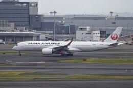 pringlesさんが、羽田空港で撮影した日本航空 A350-941の航空フォト(飛行機 写真・画像)