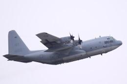 MH-38Rさんが、三沢飛行場で撮影したアメリカ海兵隊 KC-130T Herculesの航空フォト(飛行機 写真・画像)