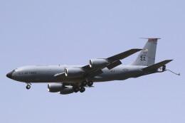 MH-38Rさんが、三沢飛行場で撮影したアメリカ空軍 KC-135R Stratotanker (717-148)の航空フォト(飛行機 写真・画像)
