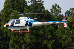 (新)ふぁんとむ改さんが、日本で撮影した中日本航空 AS350B3 Ecureuilの航空フォト(飛行機 写真・画像)