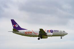 Astechnoさんが、成田国際空港で撮影したYTOカーゴ・エアラインズ 737-36Q(SF)の航空フォト(飛行機 写真・画像)