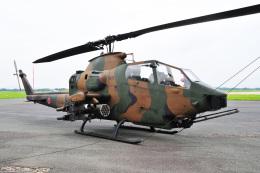チャーリーマイクさんが、芦屋基地で撮影した陸上自衛隊 AH-1Sの航空フォト(飛行機 写真・画像)