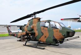 チャーリーマイクさんが、岩国空港で撮影した陸上自衛隊 AH-1Sの航空フォト(飛行機 写真・画像)