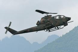 チャーリーマイクさんが、東富士演習場で撮影した陸上自衛隊 AH-1Sの航空フォト(飛行機 写真・画像)