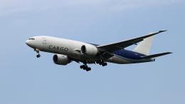 Nobu-oji_NEXUS6さんが、成田国際空港で撮影したサザン・エア 777-F16の航空フォト(飛行機 写真・画像)