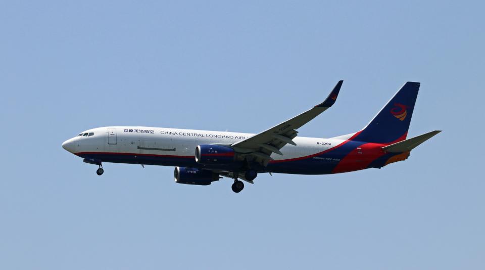 Nobu-oji_NEXUS6さんの広東龍浩航空 Boeing 737-800 (B-220M) 航空フォト
