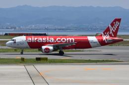 Deepさんが、関西国際空港で撮影したフィリピン・エアアジア A320-214の航空フォト(飛行機 写真・画像)