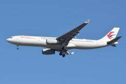 Deepさんが、成田国際空港で撮影した中国東方航空 A330-343Xの航空フォト(飛行機 写真・画像)