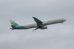 磐城さんが、スワンナプーム国際空港で撮影したランメイ・エアラインズ A321-231の航空フォト(飛行機 写真・画像)