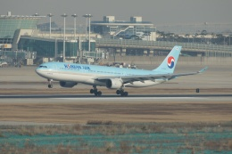 磐城さんが、仁川国際空港で撮影した大韓航空 A330-323Xの航空フォト(飛行機 写真・画像)
