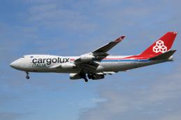 アルビレオさんが、成田国際空港で撮影したカーゴルクス・イタリア 747-4R7F/SCDの航空フォト(飛行機 写真・画像)