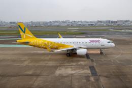 JA1118Dさんが、福岡空港で撮影したバニラエア A320-214の航空フォト(飛行機 写真・画像)