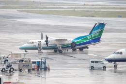 JA1118Dさんが、福岡空港で撮影したオリエンタルエアブリッジ DHC-8-201Q Dash 8の航空フォト(飛行機 写真・画像)