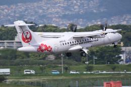 TOPAZ102さんが、伊丹空港で撮影した日本エアコミューター ATR-42-600の航空フォト(飛行機 写真・画像)