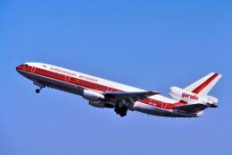 パール大山さんが、成田国際空港で撮影したガルーダ・インドネシア航空 DC-10-30の航空フォト(飛行機 写真・画像)