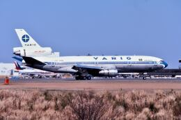 パール大山さんが、成田国際空港で撮影したヴァリグ DC-10-30の航空フォト(飛行機 写真・画像)