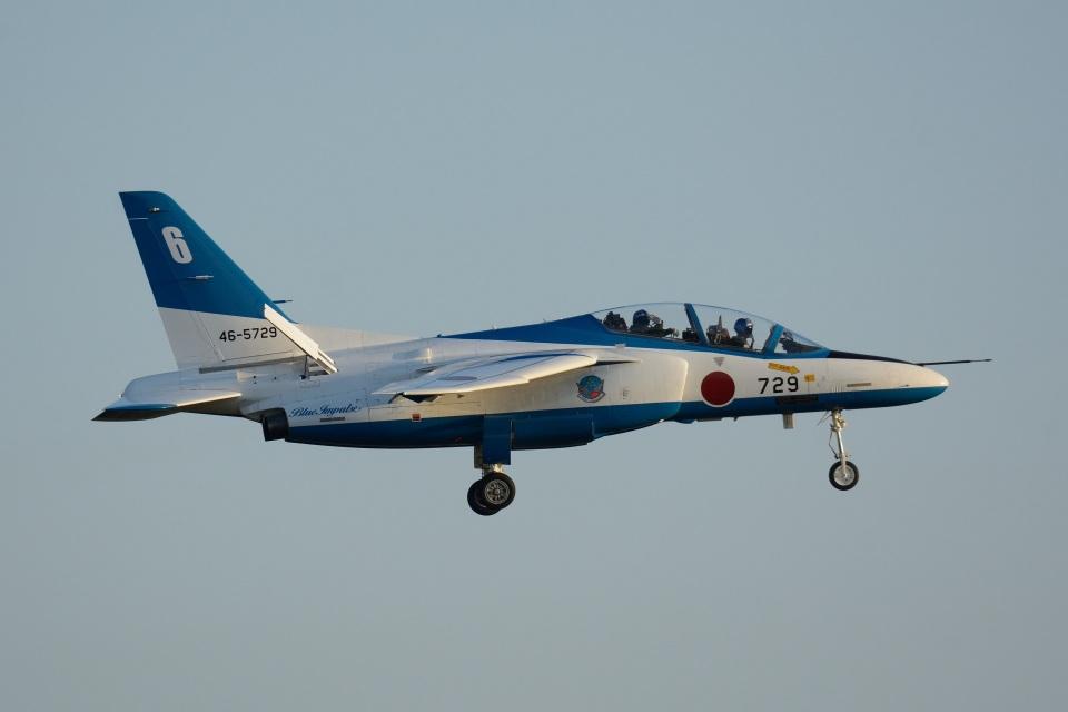 Mark-5さんの航空自衛隊 Kawasaki T-4 (46-5729) 航空フォト